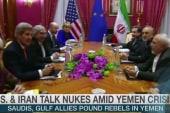 Iran furious over Saudi-led strikes in Yemen