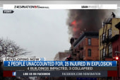 NYC explosion levels multiple buildings