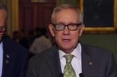 Reid endorses Schumer for Minority Leader