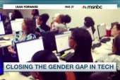 Detroit works to close gender gap in tech