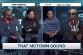 The Four Tops sing Detroit's praises