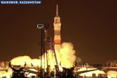 NASA launches 'one year mission'