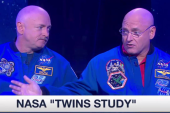 US to analyze genetic data from 'Space Twins'