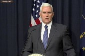 Mike Pence authorizes needle exchange program