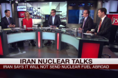 Joe: Obama 'desperate for a deal' with Iran