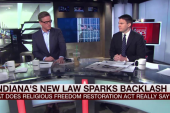 Indiana's new law sparks explosive backlash