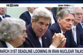 Deadline looms in Iran nuclear talks