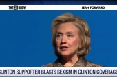 Hillary Clinton supporters issue warning