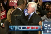 Obama honors 'liberal lion' Ted Kennedy