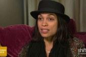 Rosario Dawson talks political activism
