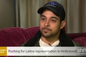 Wilmer Valderrama on 'struggle' for diversity