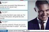Trevor Noah faces backlash for old tweets