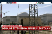 Deadline looms on Iran nuke talks