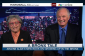 Alan and Arlene Alda play Hardball