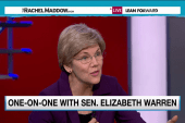 Warren pushes Democrats to compete on issues