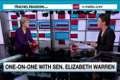 Warren: 'We put the wind in our own sails'