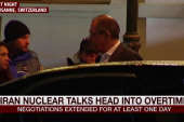 Iran nuclear talks head into overtime