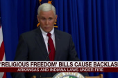 Mika: Indiana governor 'stepped in it'