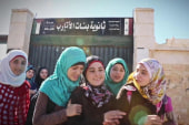 Syria's schools suffer during civil war