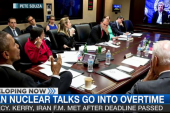 Key issues unresolved at heart of Iran talks