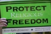 Arkansas passes 'religious freedom' bill