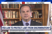 A federal LGBT protection law for the US?