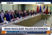 Iran nuclear talks extended