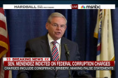 Sen. Menendez: 'I will be vindicated'