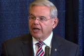 Senator defends actions after indictment