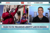 Rush to fix 'religious liberty' laws