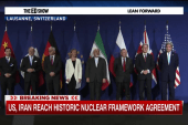 Obama: Iran will never develop a nuclear...