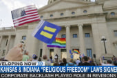 Dems, GOP criticize 'religious freedom' laws