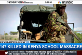 Hundreds killed in Kenya school massacre