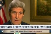 Kerry confident on framework of Iran deal