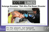 Janet Mock: It's the airport, not the...