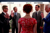 Fans say goodbye to Mad Men