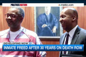 Freed after 30 years on death row