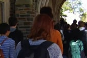 Duke students react to noose found on campus