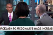 McDonald's plan may be tough for franchises