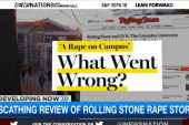 Scathing review of Rolling Stone rape story