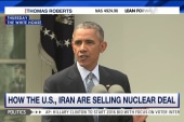 Leaders sell Iran nuke deal to constituents