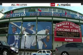 Opening night at Wrigley Field gets gross