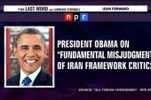 It's Obama vs. Democrats on Iran