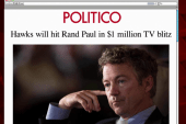 GOP group already goes after Rand Paul