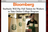 Starbucks offers free tuition to all...