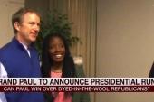 The beginning of Rand Paul's swiftboating