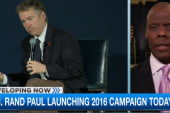 Former rep: Rand Paul 'deserves my support'