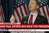 How strong was Rand Paul's 2016 launch?
