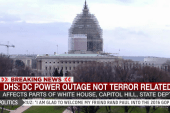 DHS: DC power outage not terror related