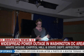 Report: Explosion causes DC power outage